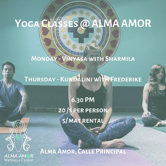 Join us Mondays and Thursdays for yoga @ Alma Amor! Come to stretch and revitalise your body and to find stillness of mind with this beautiful practice. All levels are welcome! #yoga #ollantaytambo #sacredvalley