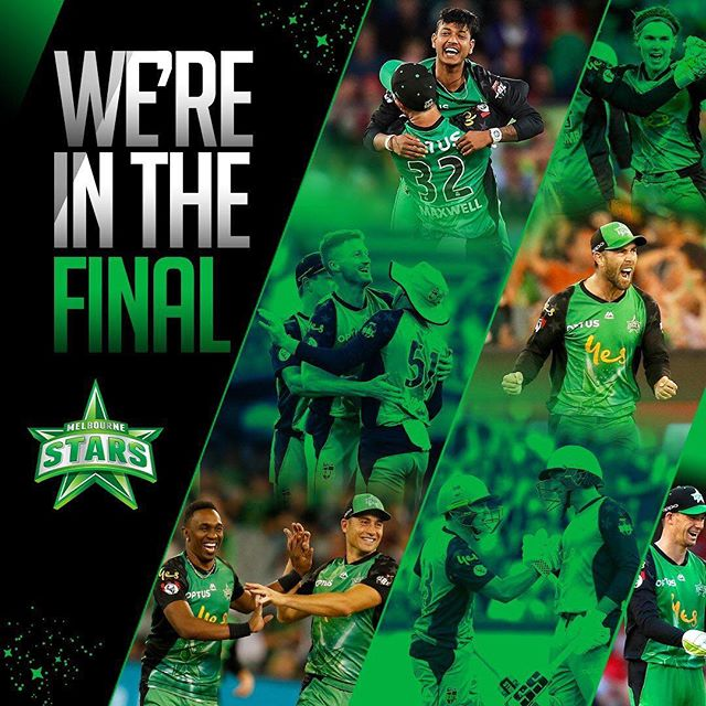 Have loved the opportunity to lead this great bunch of blokes this BBL! Can't wait to do it one more time this season in the big dance! 💚💚 @starsbbl #starsalign #love #pda