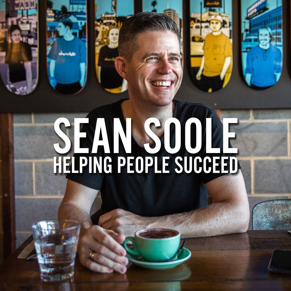 Sean Soole - Personal Branding - We created• New Brand Identity• Photo shoot• Stationery• Website Build and Management• Instagram Post Styling• Social Media Platform Design• Complete Canva account setup and brand managementCLICK HERE to view the project