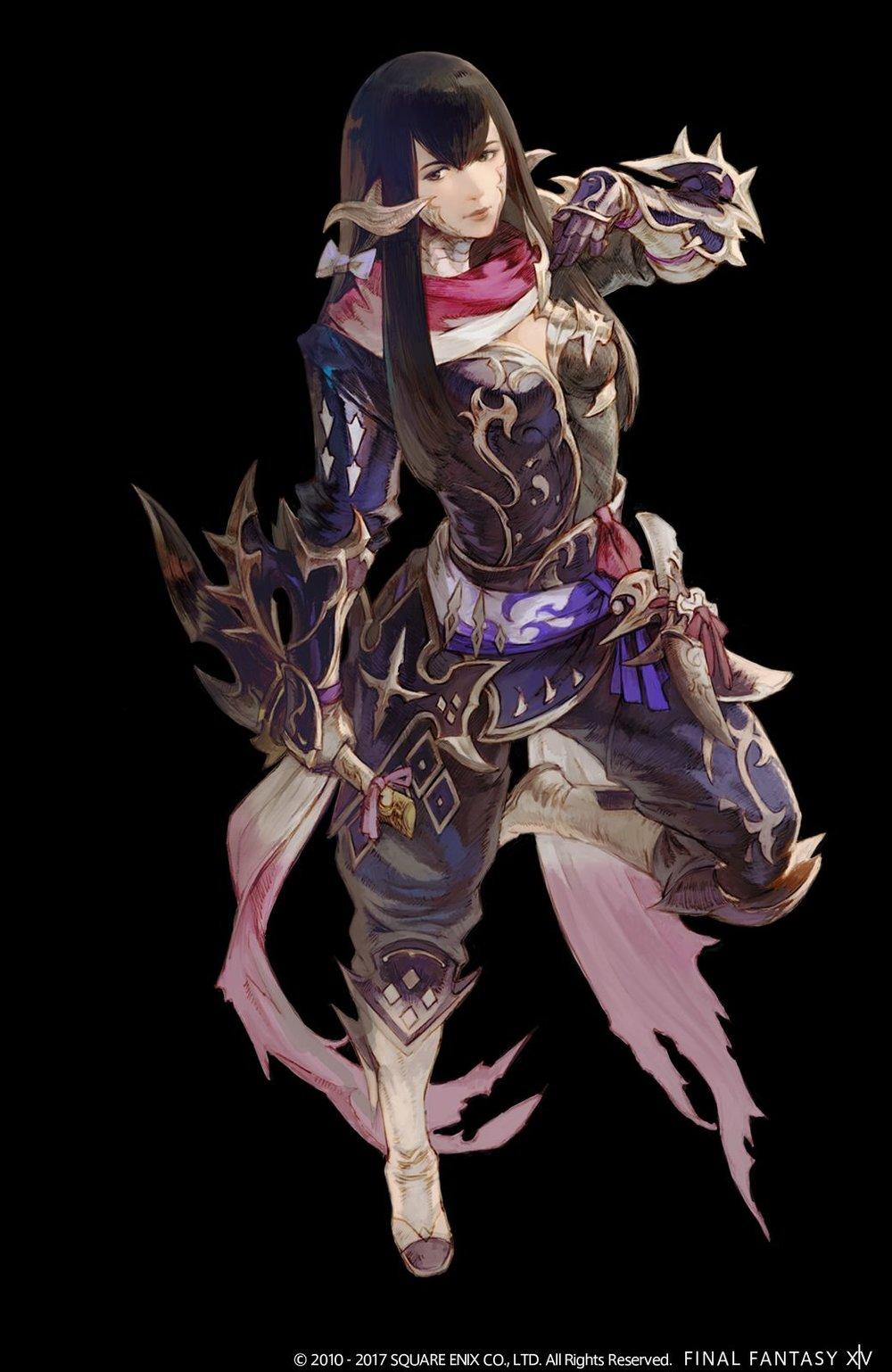 Yugiri Mistwalker - Final Fantasy XIV