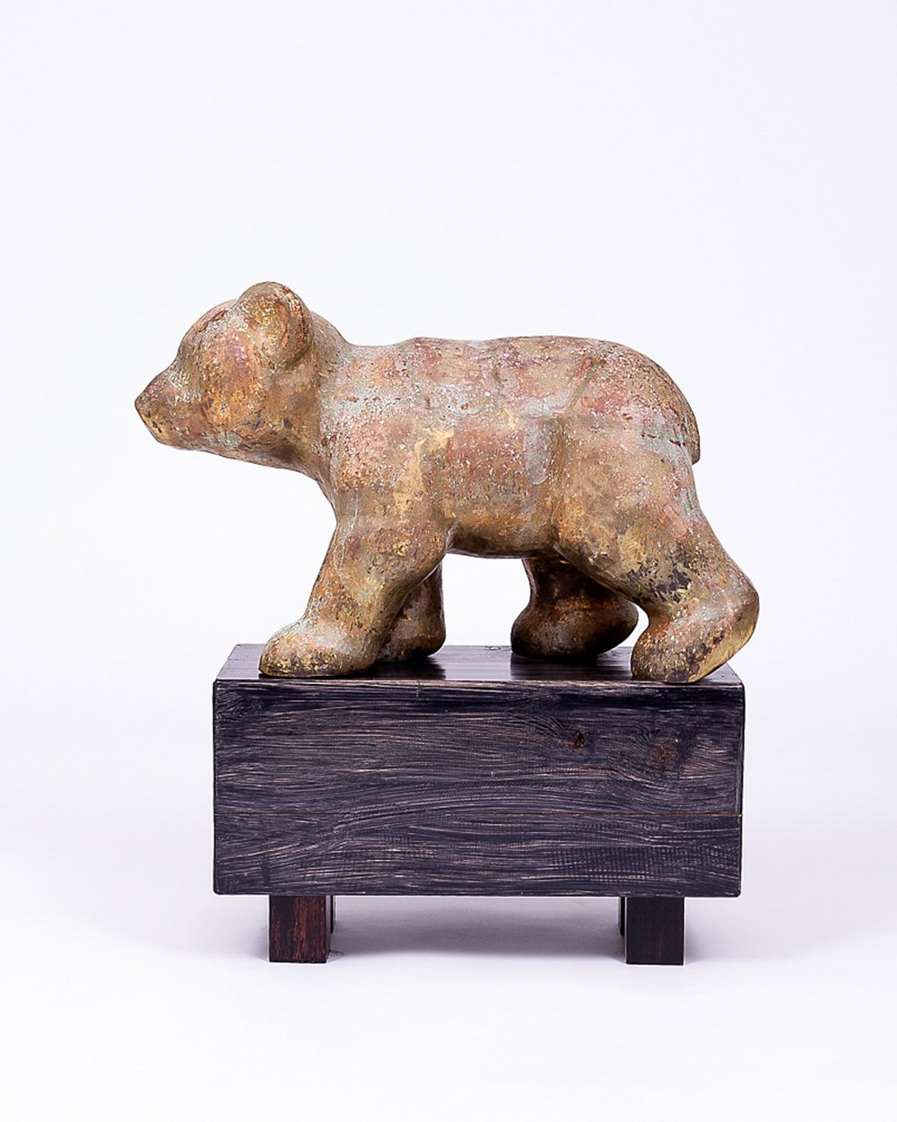 Ours qui marche/2012/40 x 70cm/edition of 12