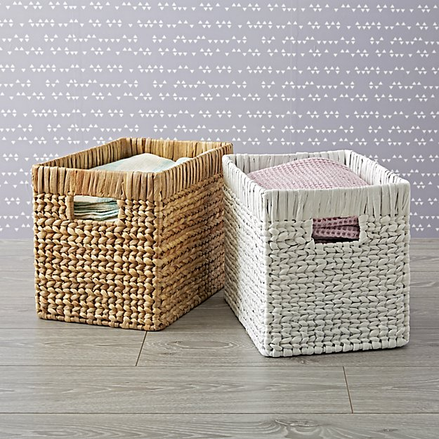 Wicker Midway Baskets