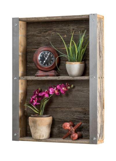 industrial reclaimed shelf