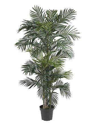 Faux Palm Plant