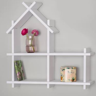 house design wall shelf