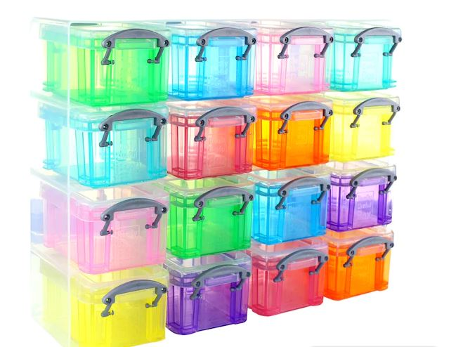 michael's 16 box organizer