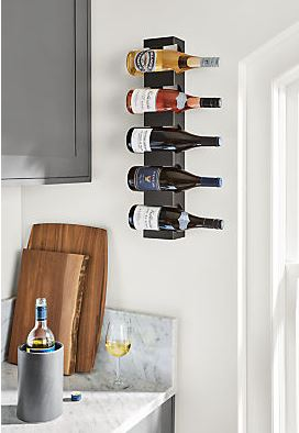 Room & Board wine rack