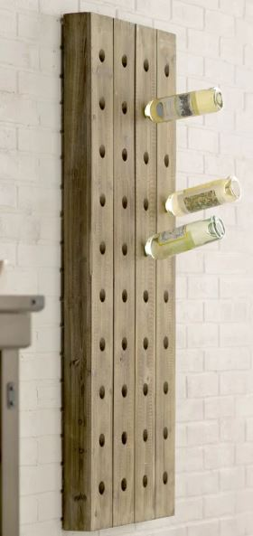 wolpert 40 bottle rack