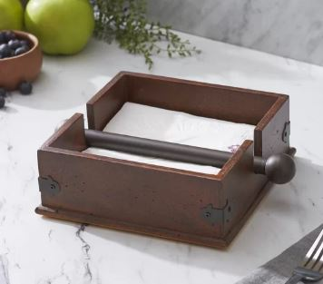 beringer napkin holder