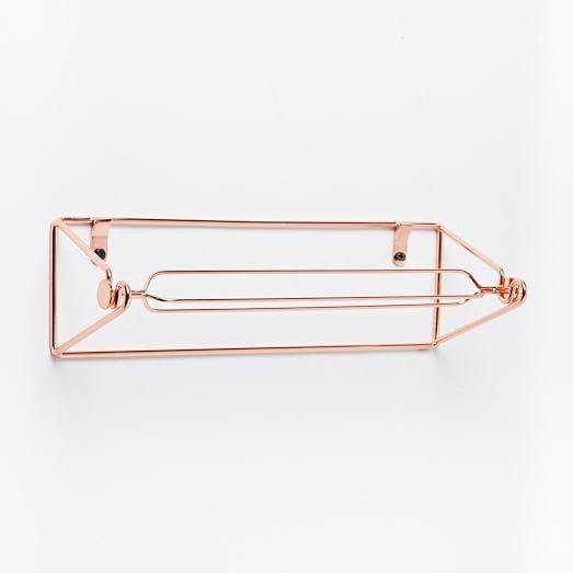 copper wire rack