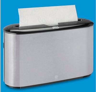 tabletop towel dispenser
