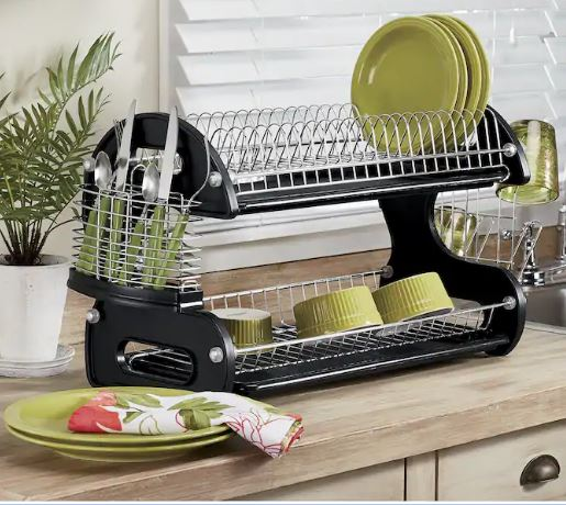 country door dish rack in colors