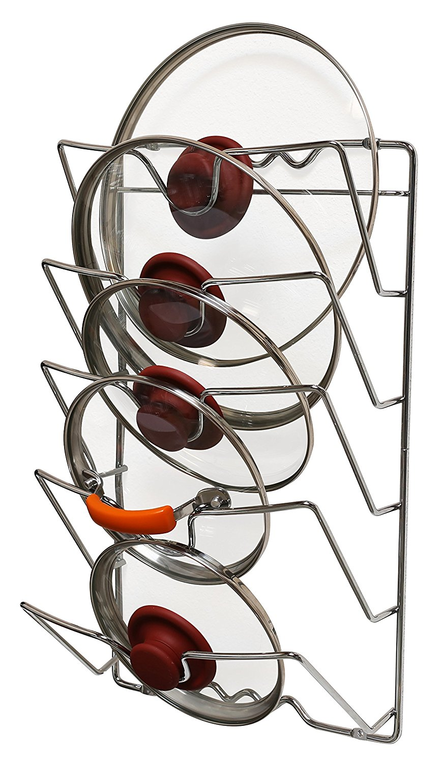 decoBros pot lid rack