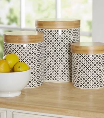 wilshire canister set