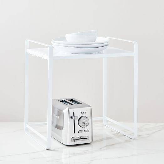 expandable counter organizer