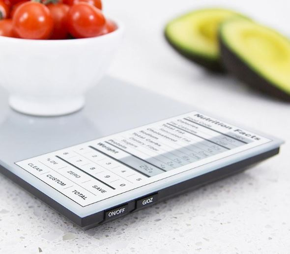 bambrina kitchen scale