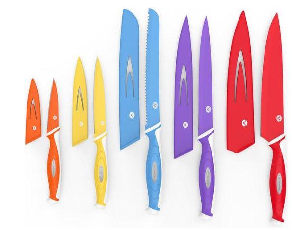 sharp as a knife set