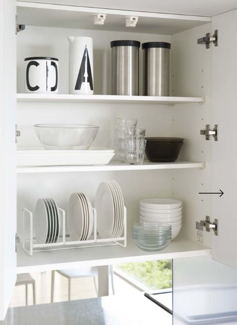 tosca storage rack