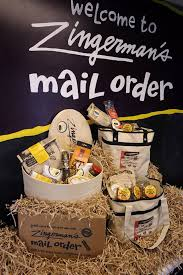 Zingermans Mailorder Baskets