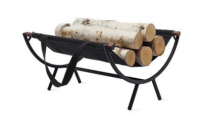 nelson fireplace caddy