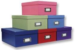 Pioneer storage boxes