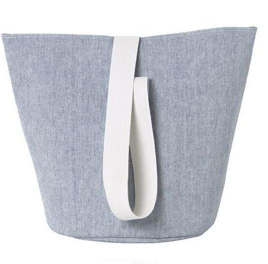 Chambray Basket