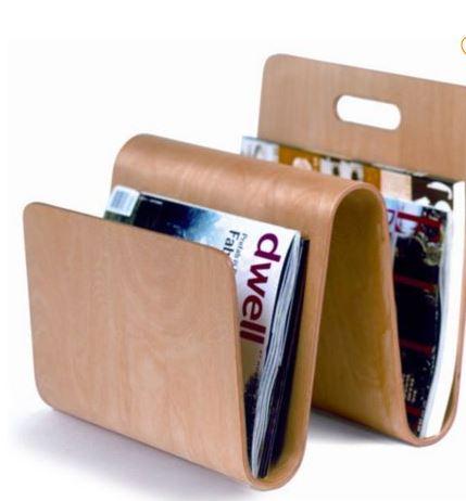 offi birch magazine rack