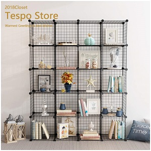 tespo wire storage cubes