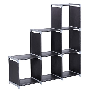 song mics 3-tier bookcase