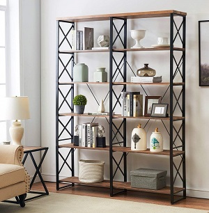 O & K industrial bookcase