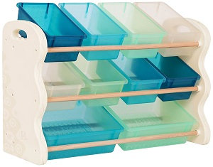 battat tidy toy organizer