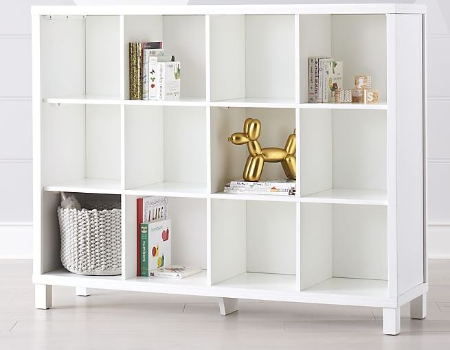 crate & barrel bookcase