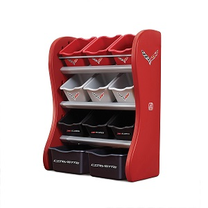 step 2 corvette organizer