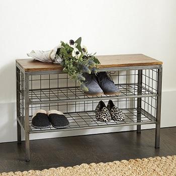 cambridge shoe bench