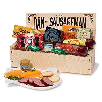 dan the sausageman basket