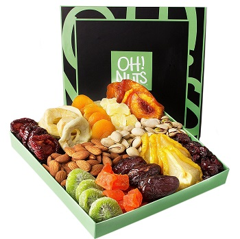 oh nuts & dried fruit basket