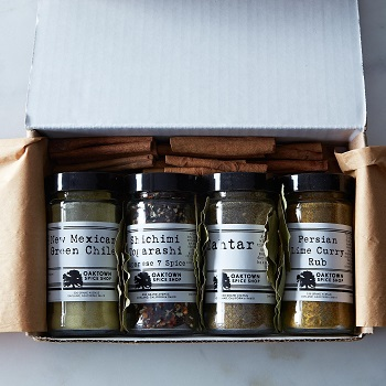 flavors of the world gift set