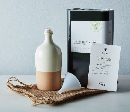 adopt an olive tree gift box