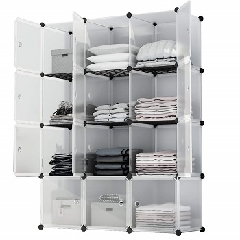 kousi storage shelving