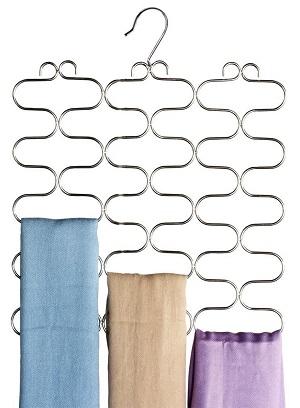 scarf/belt/tie organizer