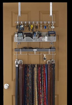 over-the-door organizer
