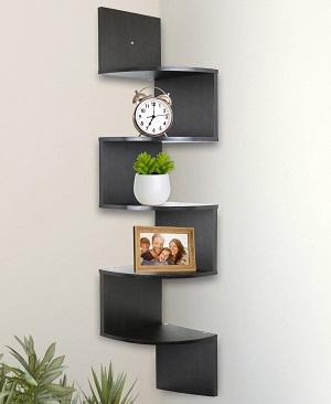 greenco shelf in colors