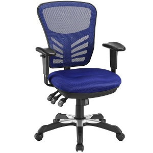 modway mesh chair