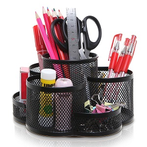 rotating organizer caddy