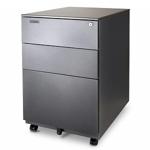 aurora file cabinet in colors