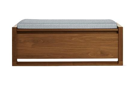 dWR storage bench cushion