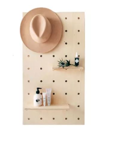little deer display pegboard