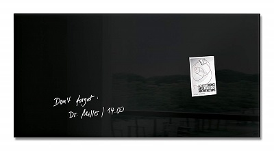 sigel magnetic glass board