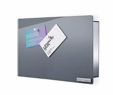 blomus glass magnet board