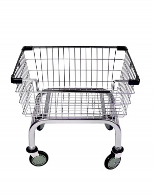 cart & supply laundry cart